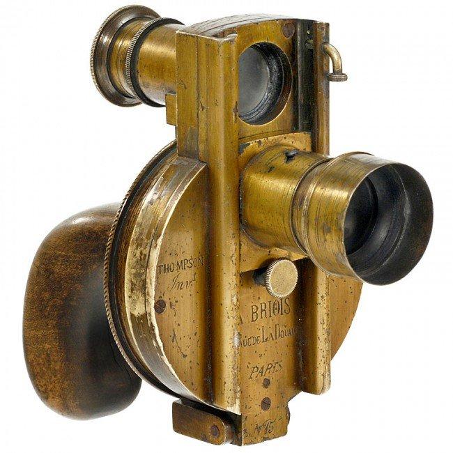 362: Thompson's Revolver Camera, 1862