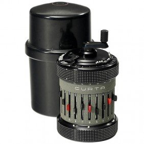 """Curta Type II"" (Grey), 1948"