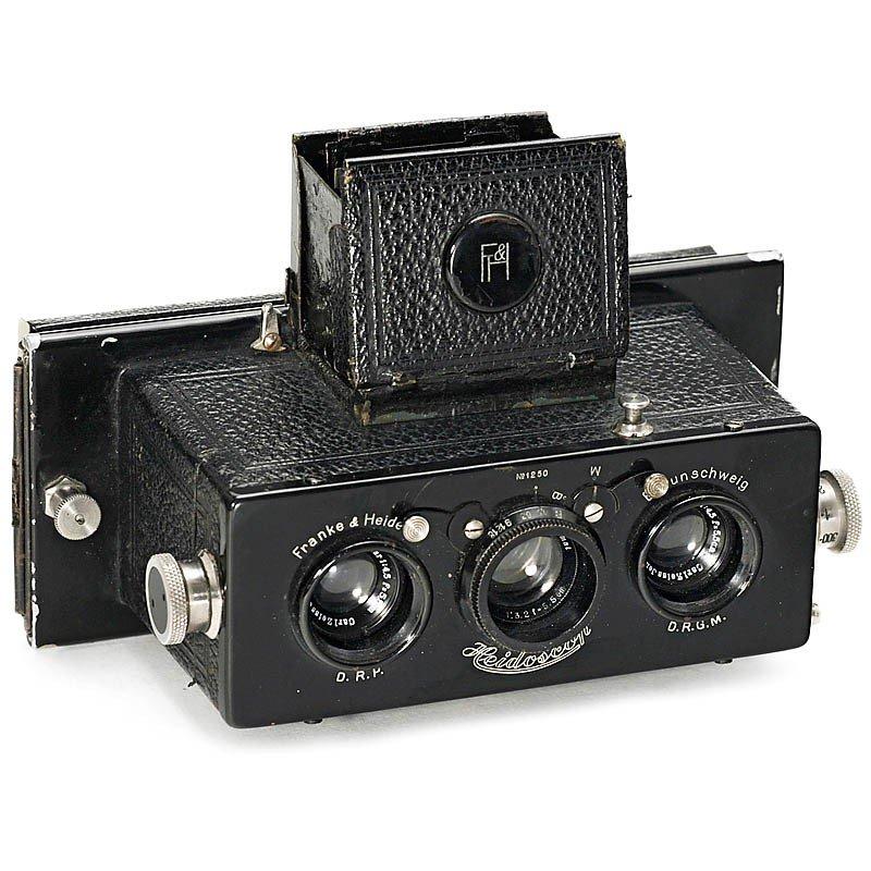 1: Heidoscop (45 x 107) 1st Model, 1921