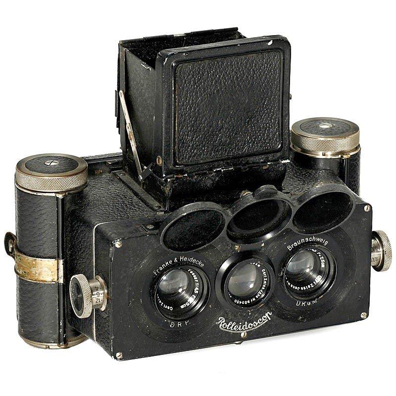 2: Rolleidoscop 6 x 13, 1929