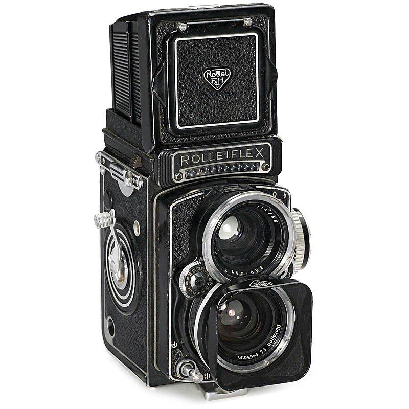 14: Wide-Angle Rolleiflex, 1961