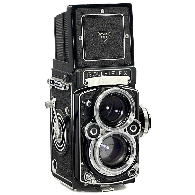18: Rolleiflex 2,8 F, 1967