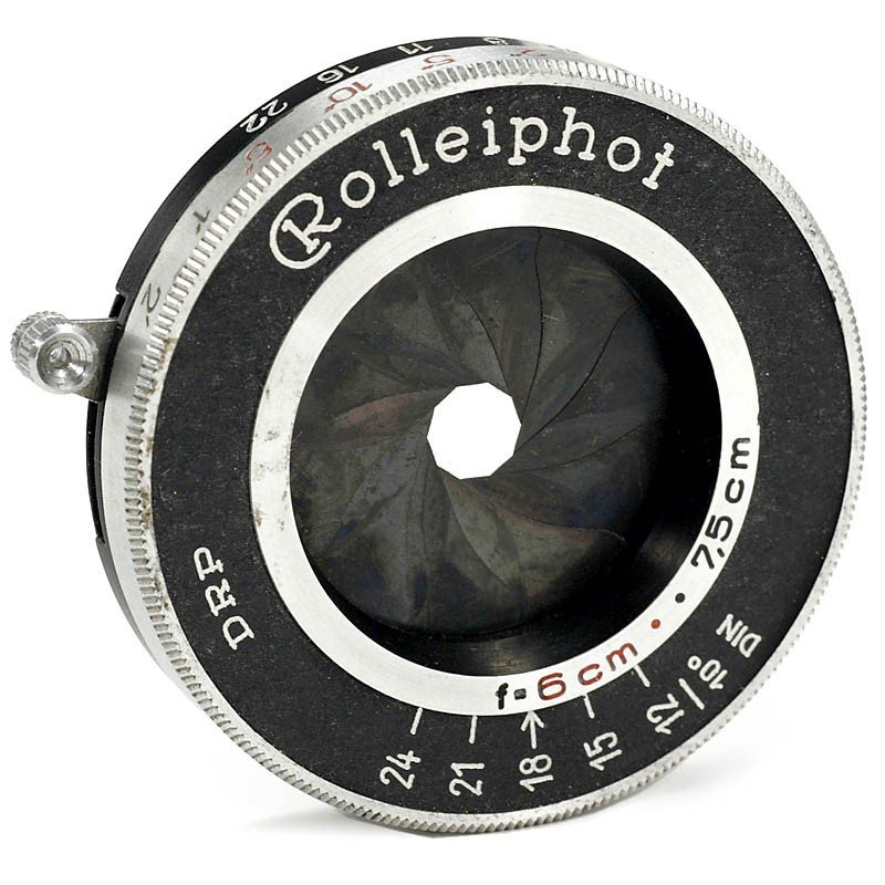 19: Rolleiphot, 1938
