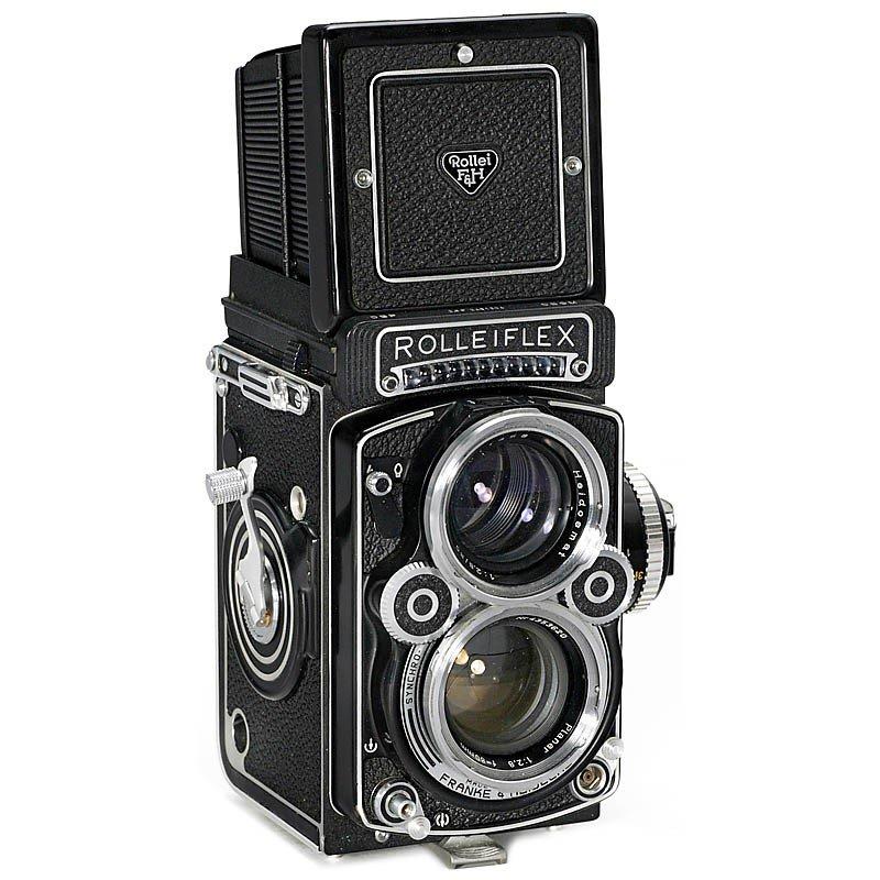 20: Rolleiflex 2,8 F, 1960