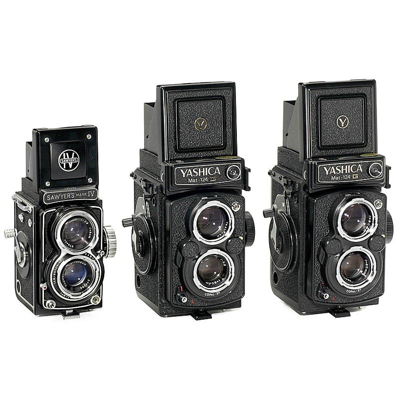 52: 3 TLR Cameras from Japan