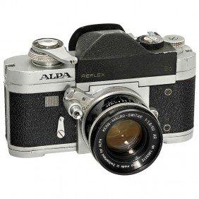 Alpa Reflex 9d, 1965