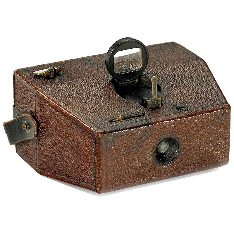 Cone Kodak Camera No. 1, 1898