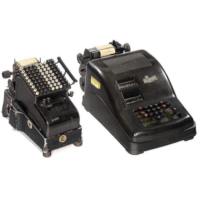 1: 2 Calculating Machines