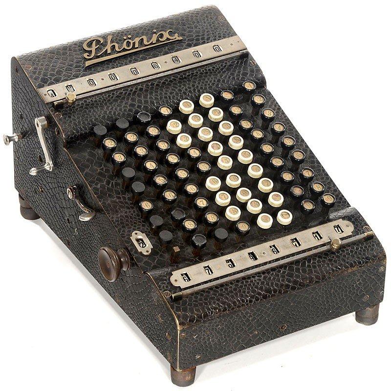 "3: Calculating Machine ""Phoenix"", 1914"