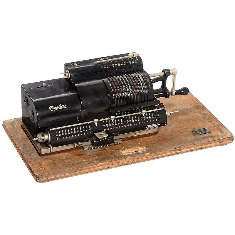 9: Triumphator Mod. D, c. 1925