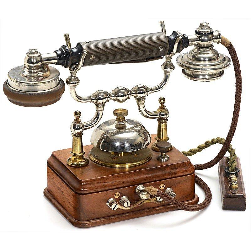 "15: Swedish Telephone ""L.M. Ericsson Model BC 2050"", c."