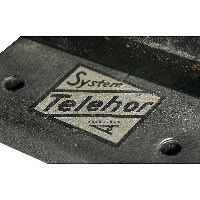 """343: Early Television Set """"System Telehor"""", 1930 - 5"""
