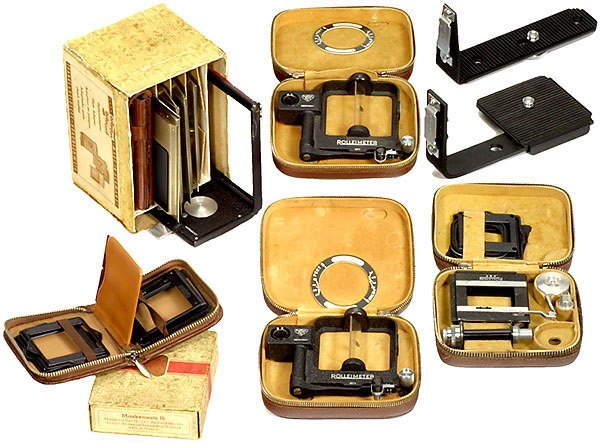 9: Rollei Accesories