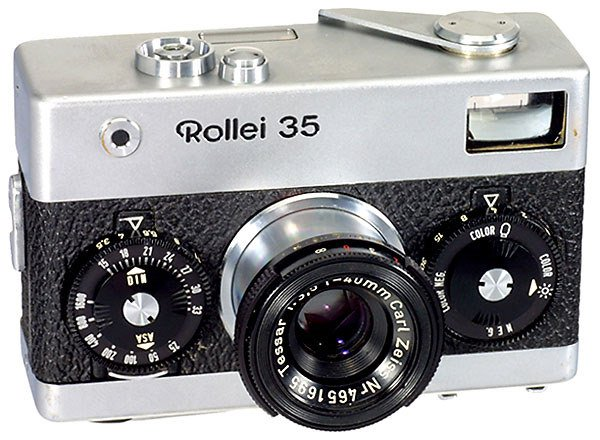 14: Rollei 35 Made in Germany, 1966