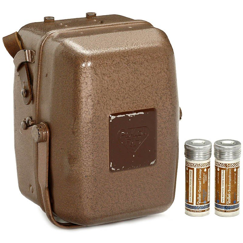 19: Waterproof Metallic Case (Tropical) for TLR Rollei,