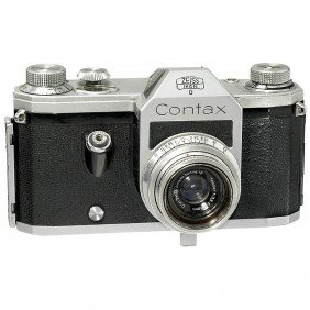 Contax (Small) D, 1950
