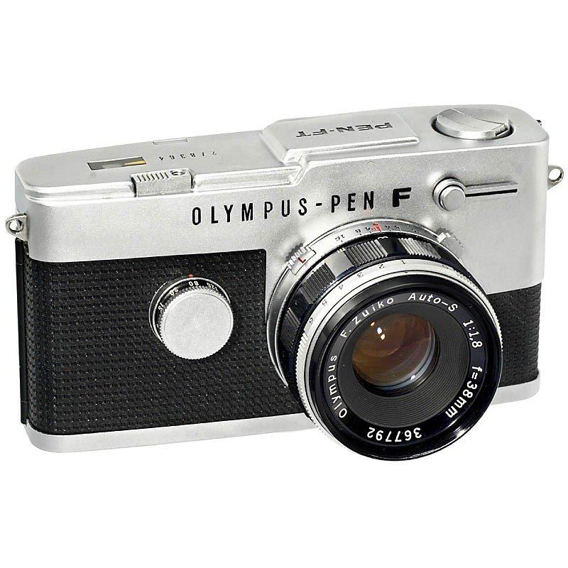 173: Olympus Pen FT, 1966