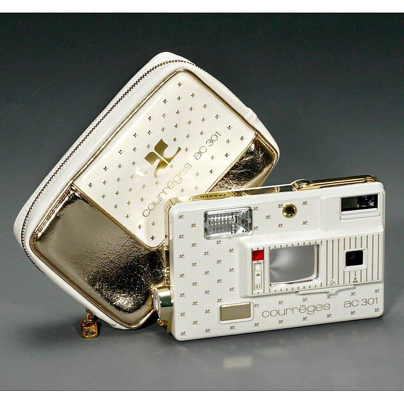 """176: Design Camera """"Minolta ac 301 - André Courrèges"""","""