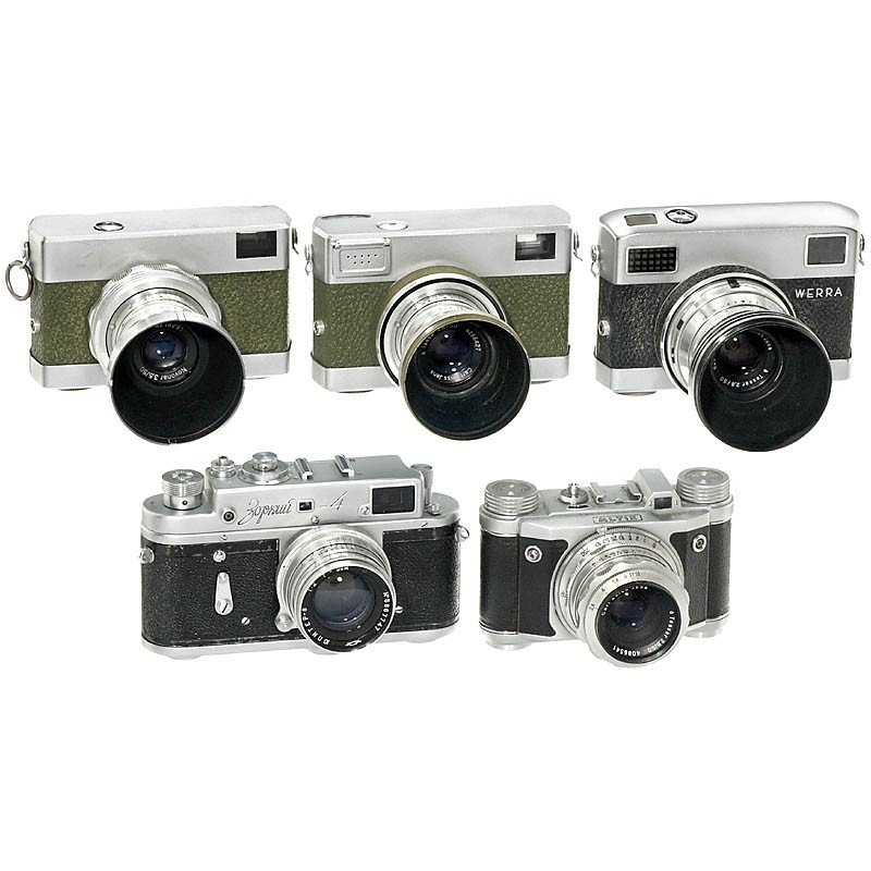 179: 5 Cameras