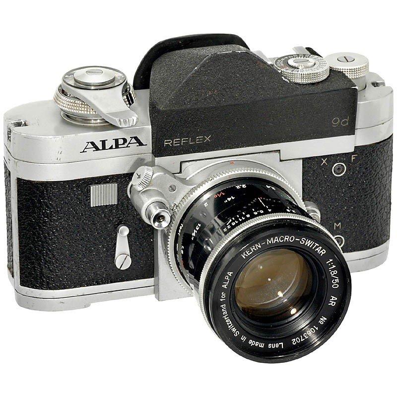 181: Alpa Reflex 9d, 1965