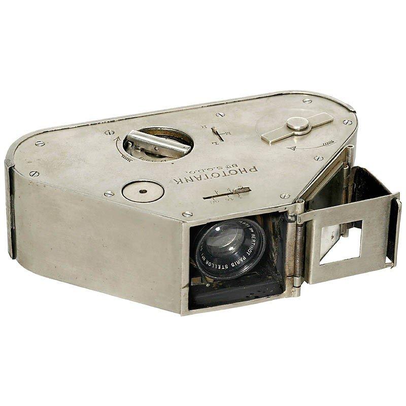 185: Le Phototank, 1921