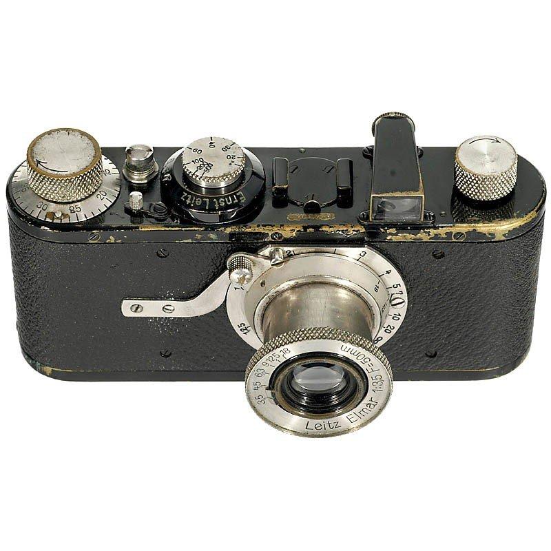 186: Leica I (A), 1930