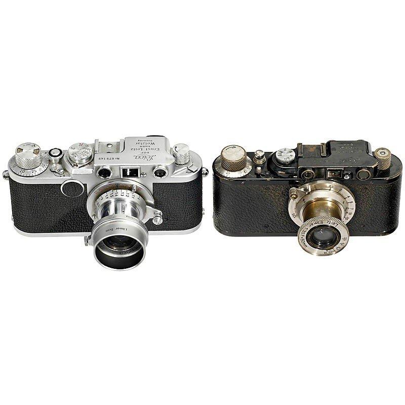 187: Leica IIf and Leica II (D)