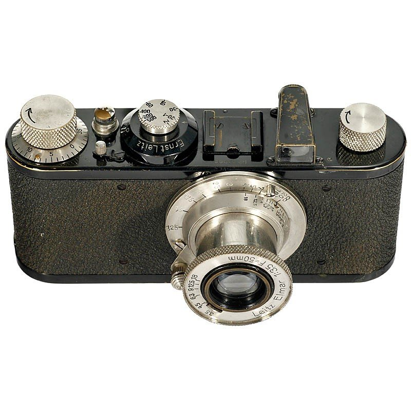188: Leica I (A) Converted to Standard, 1930