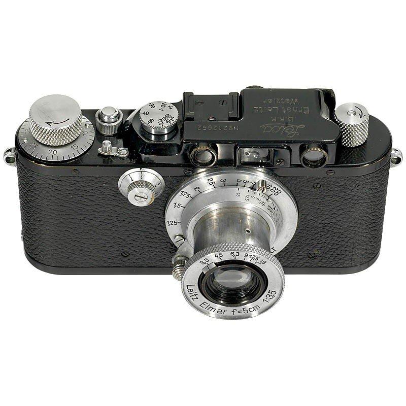 189: Leica Standard (E) Converted to III (F), 1936