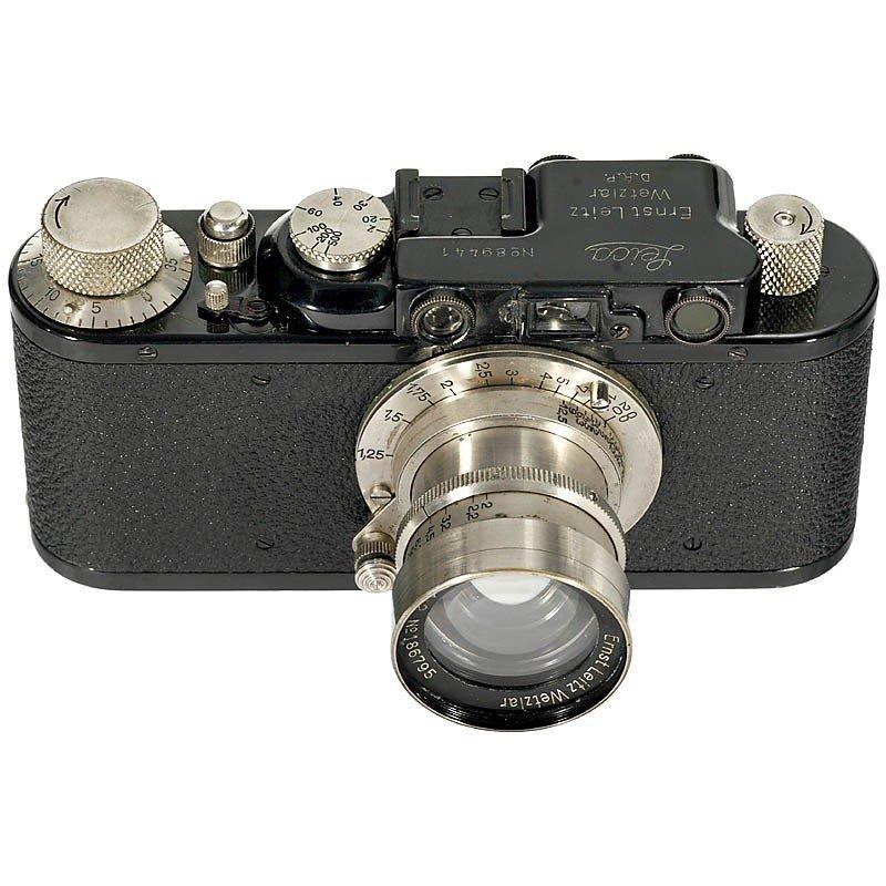 190: Leica II with Rigid Summar 2/5 cm, 1932/33