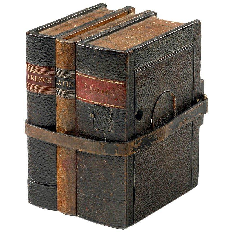394: Scovill & Adams Book Camera, 1892 - 2