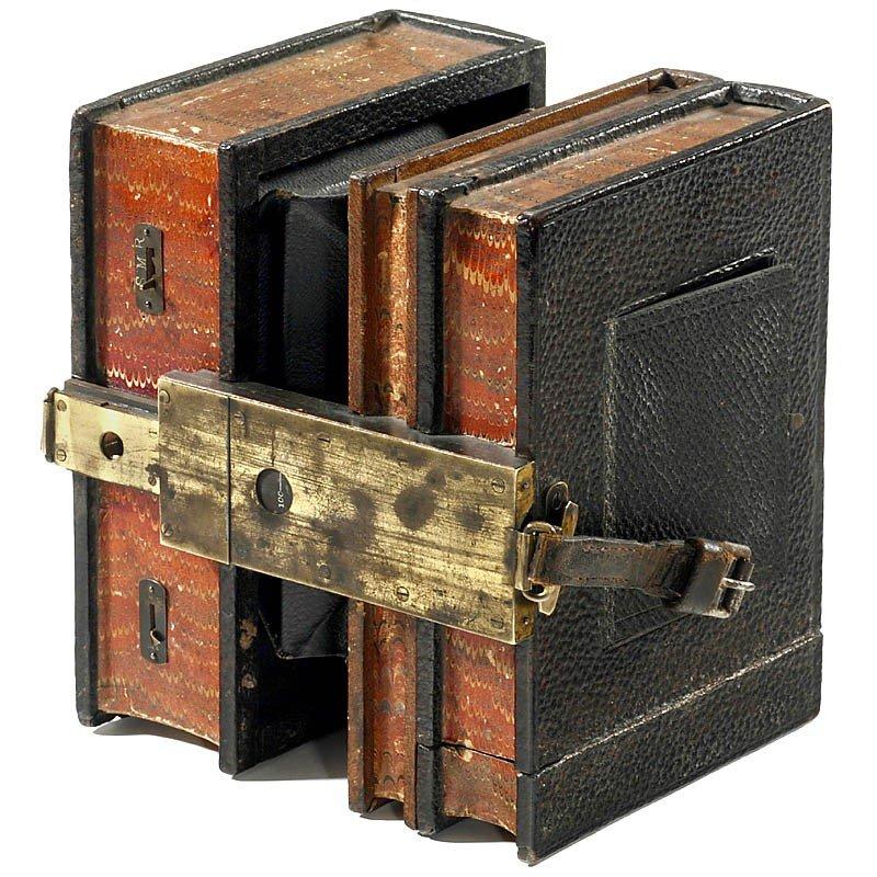 394: Scovill & Adams Book Camera, 1892 - 3