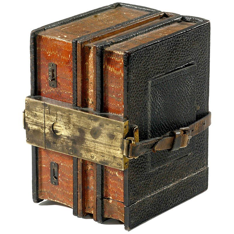 394: Scovill & Adams Book Camera, 1892 - 4