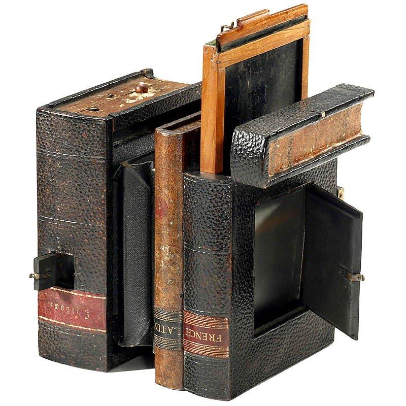 394: Scovill & Adams Book Camera, 1892 - 5