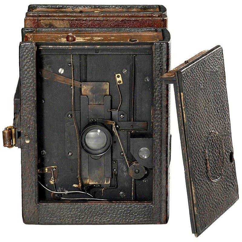 394: Scovill & Adams Book Camera, 1892 - 7
