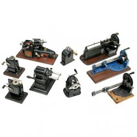 Collection Of 9 Pencil Sharpeners