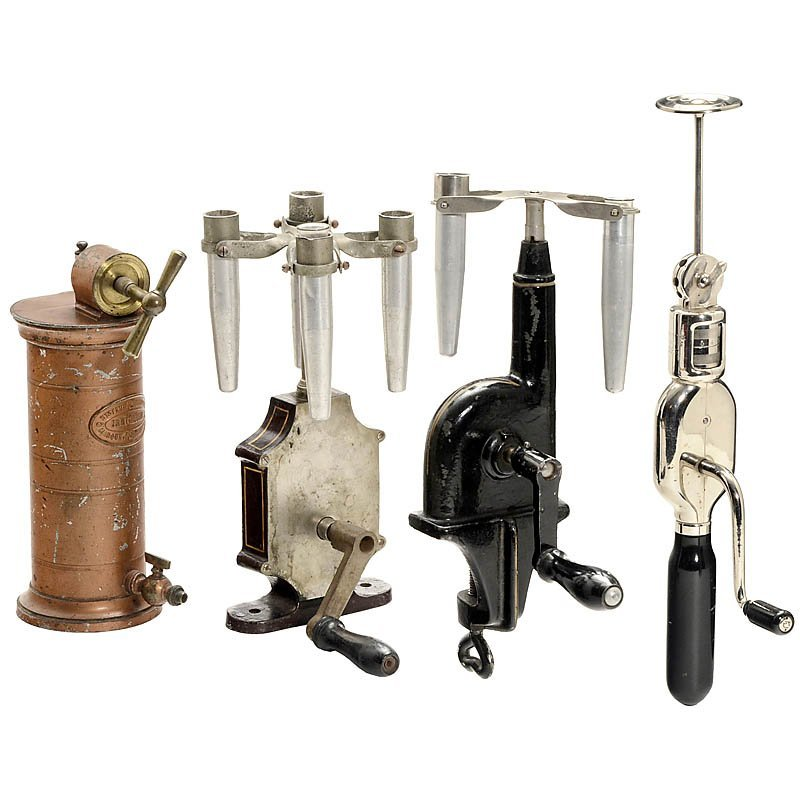 301: 4 Laboratory and Medical Devices, c. 1900