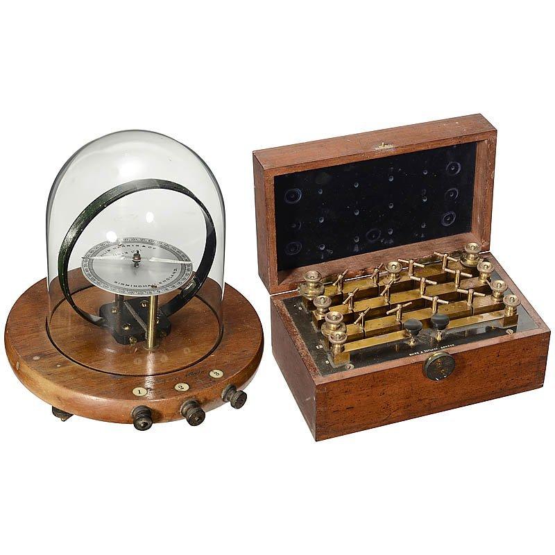 304: 2 Scientific Instruments