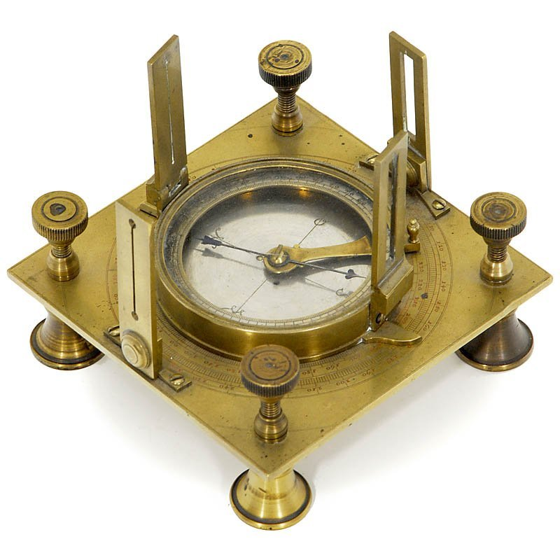 307: Artillery Compass, End of the 19th Century