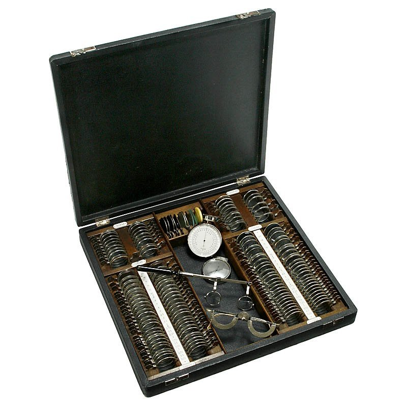 322: Ophthalmological Trial Lens Set