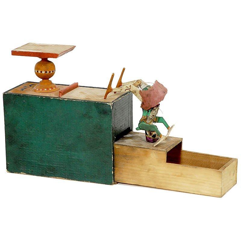 875: Mercury Tumbling Toy Automaton, c. 1850