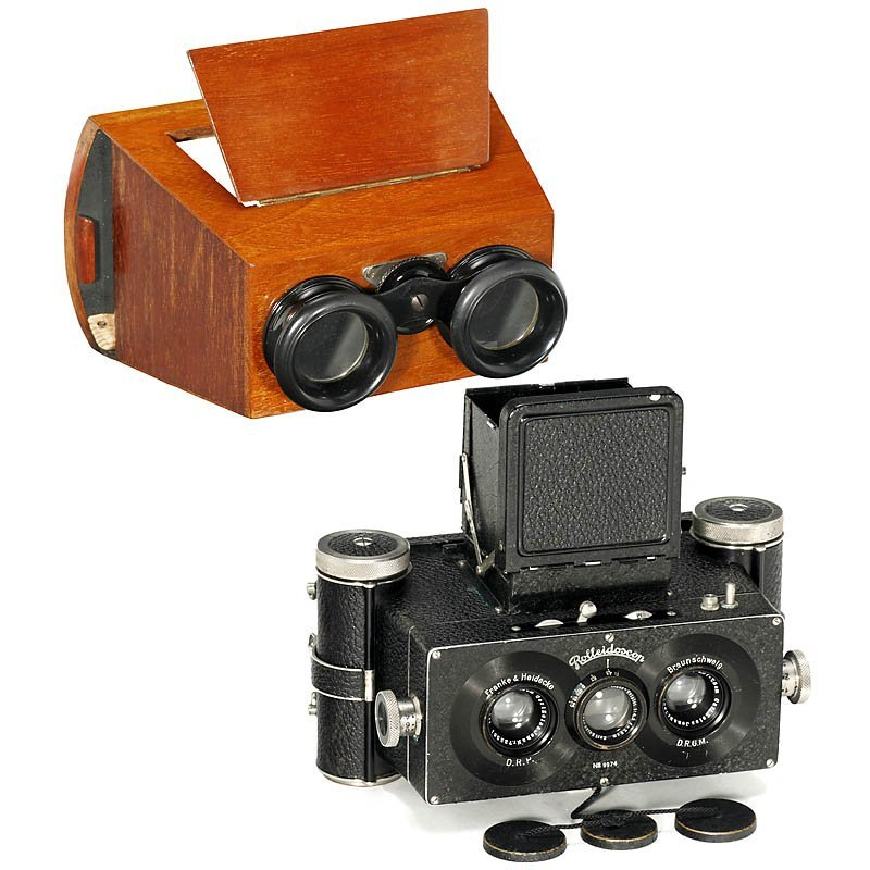 2: Rolleidoscop 6 x 13, 1927