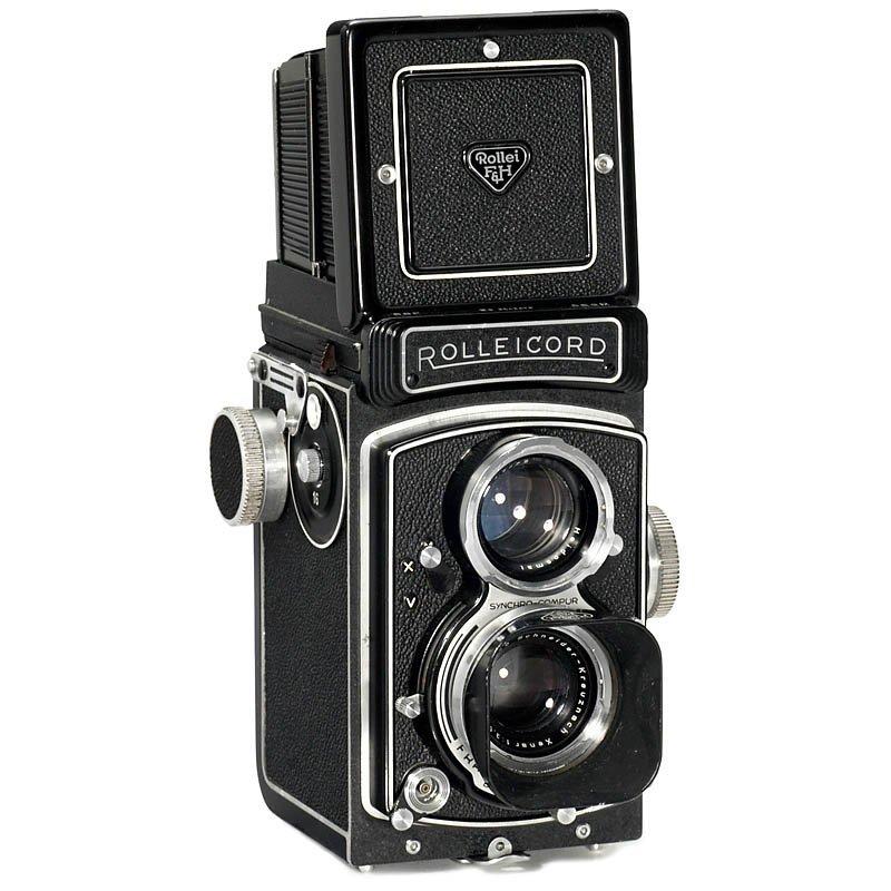 "13: Rolleicord Vb ""MXV"", 1962"