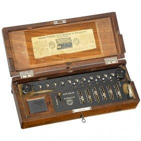 """14: """"Burkhardt Arithmometer"""", 1878"""