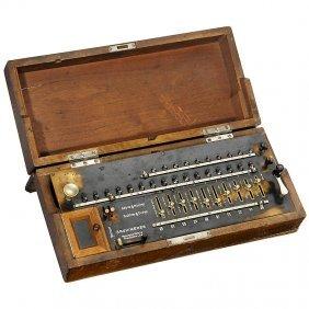 "Arithmometer ""Archimedes Mod. B"", 1906"