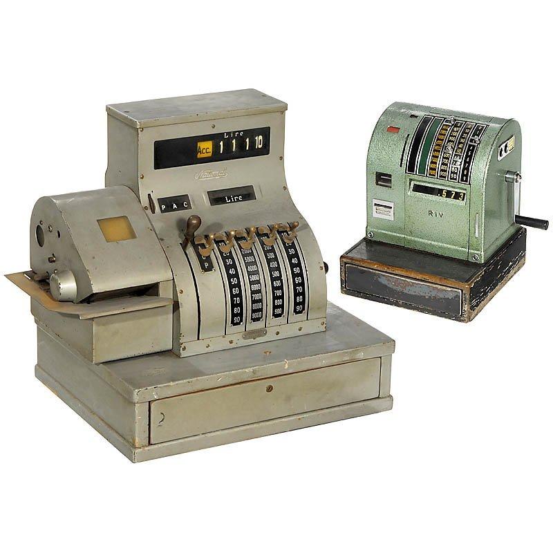16: 2 Cash Registers