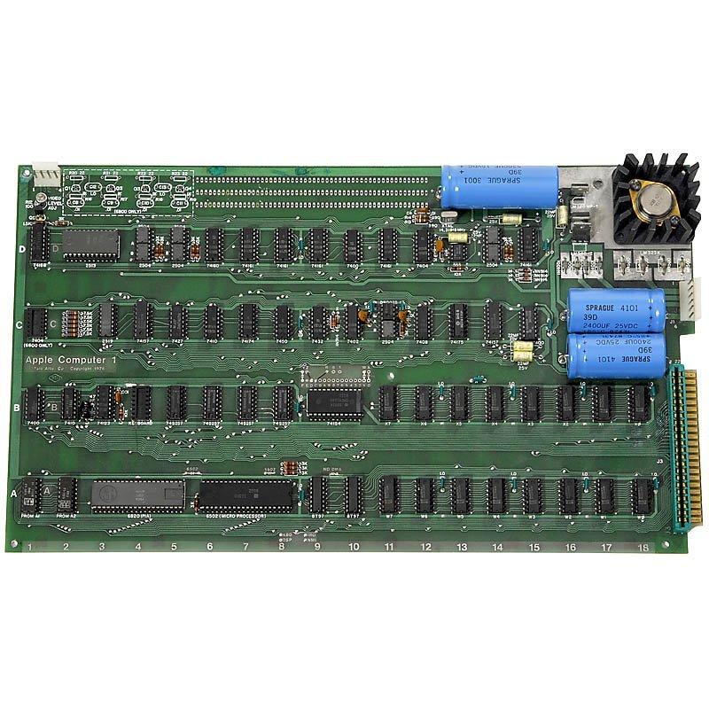 20: Original »Apple 1 Computer«, 1976 - 4