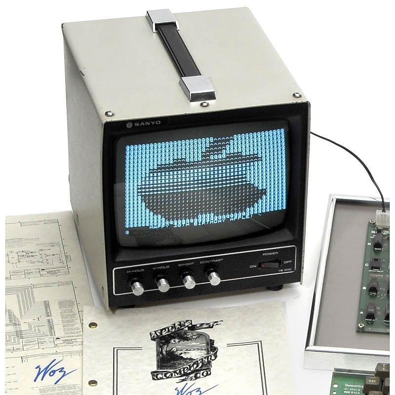20: Original »Apple 1 Computer«, 1976 - 8