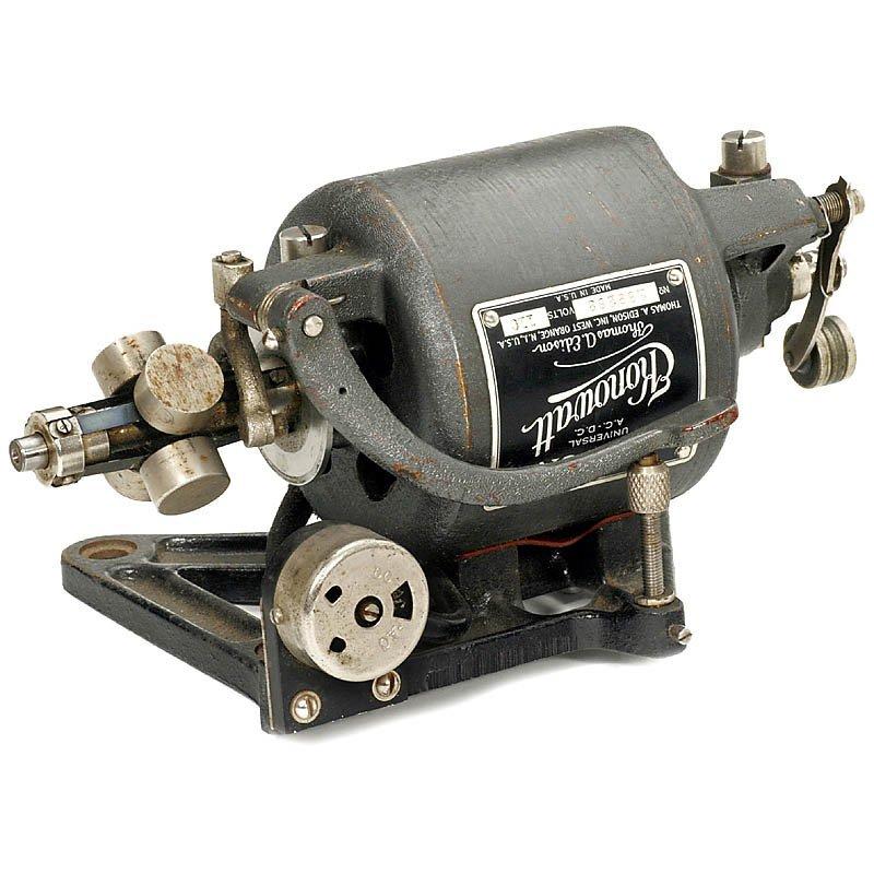 "191: Electric Motor ""Edison Konowatt"""