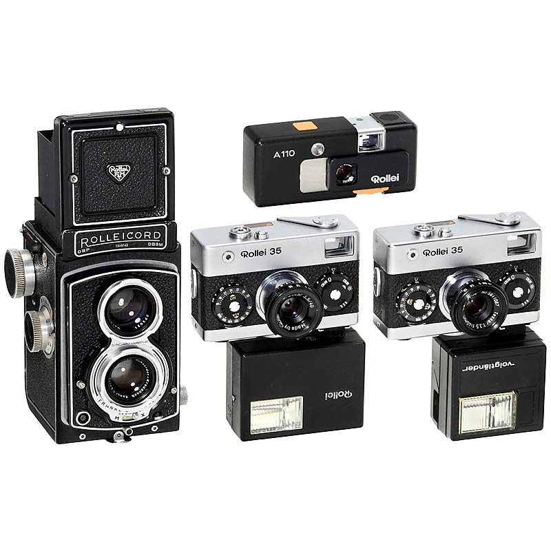 Rollei Cameras and Accessories
